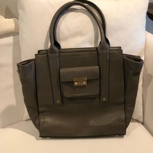 3.1 Phillip Lim Tote for Target in Gray